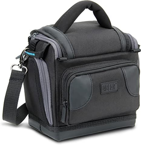 Accessory Power GEAR-VENTURE-DX Caja compacta Negro estuche para cámara fotográfica: Amazon.es: Electrónica
