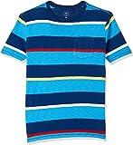 Gap Boys Stripe Pocket slub t-shirt