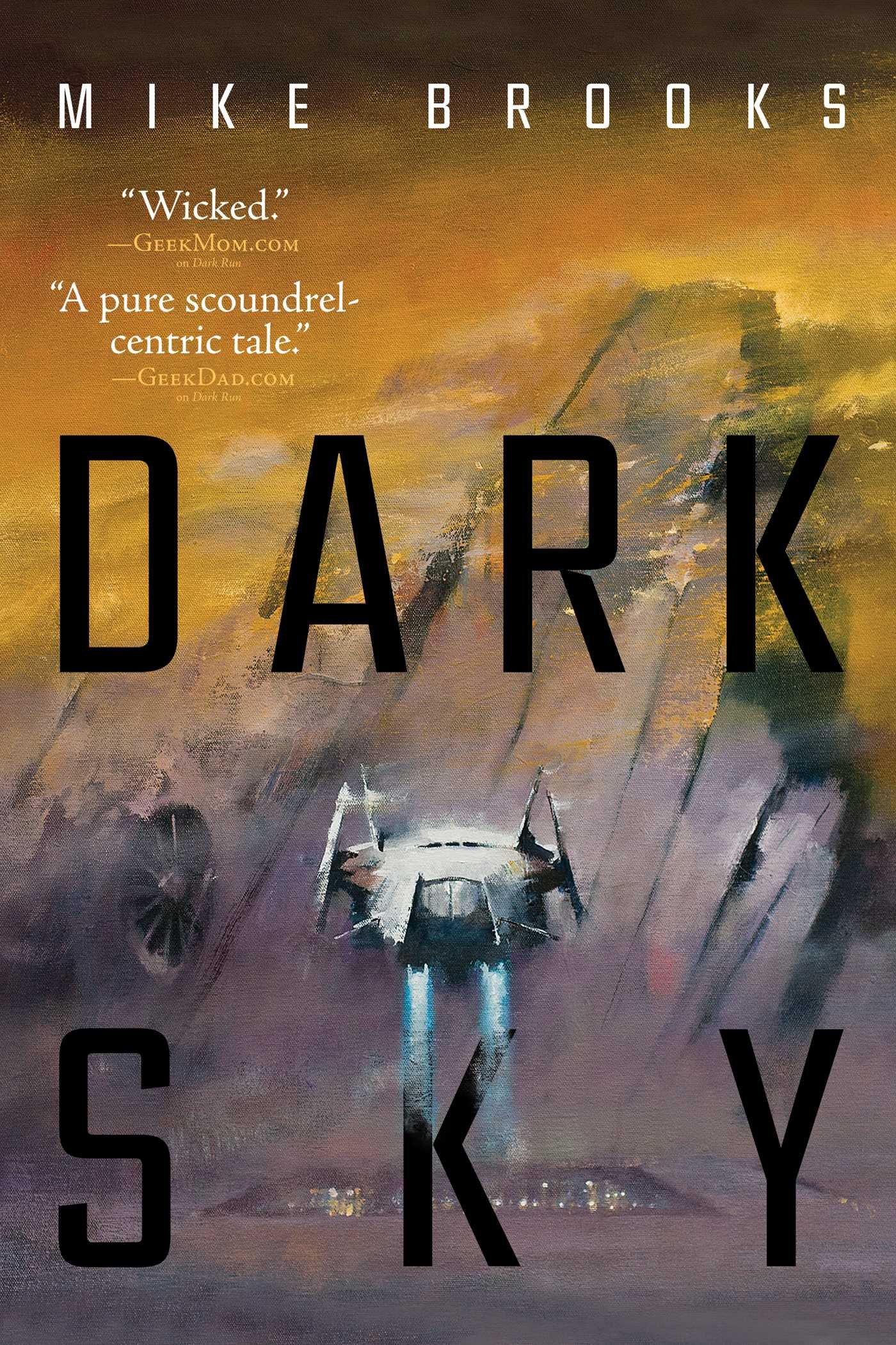 Dark Sky (Keiko)  Mike Brooks  9781481459563  Amazon.com  Books 88dad9793
