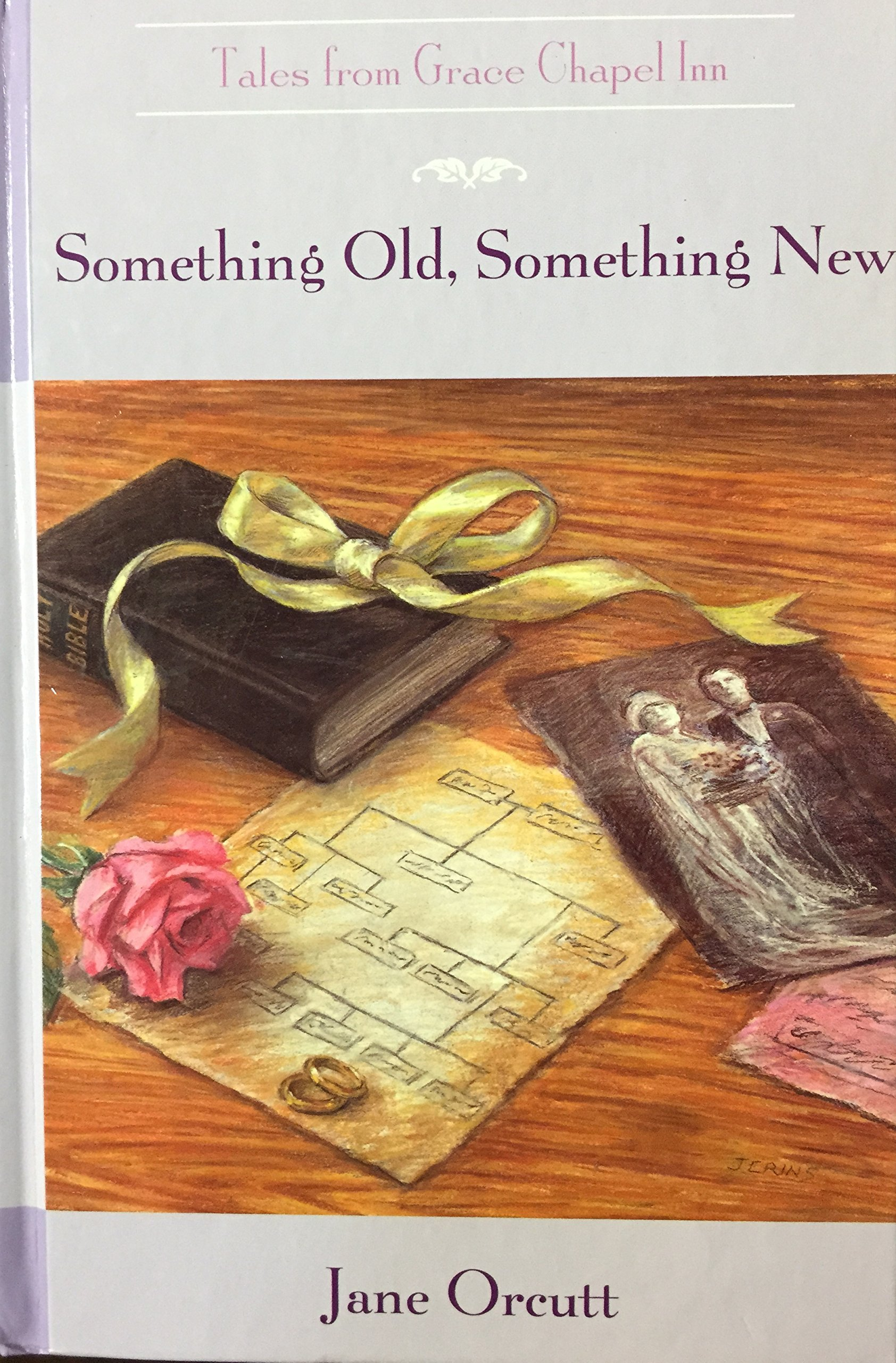 Something Old, Something New (The Tales from Grace Chapel Inn Series #10) pdf epub