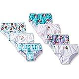 Disney Girls Ariel 7pc Pk Panty Panties - Multi