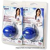 BlueMagicBall®- 2-er Pack Stoppt Schweißgeruch und Bakterien in der Wäsche! Blue Magic Ball