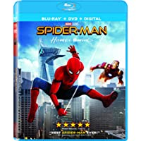 Spider-Man: Homecoming on DVD + Digital HD with Ultravio