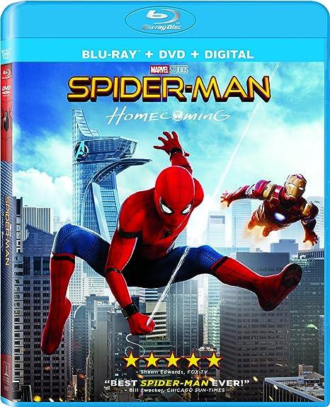 Spider-Man Homecoming 2017 1080p BluRay x264 DTS-HDMA 5 1 MSubS - Hon3y
