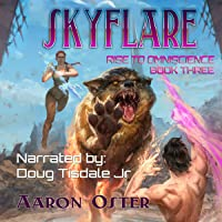 Skyflare: Rise to Omniscience, Book 3