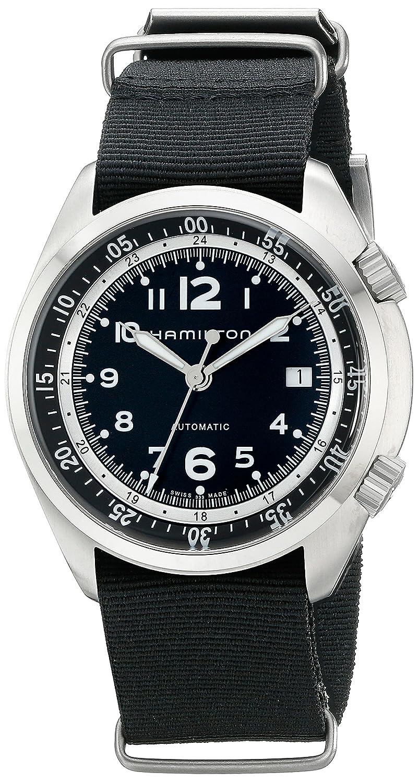 [ハミルトン]HAMILTON 腕時計 Khaki Pilot Pioneer Auto(カーキパイロット パイオニアオート) H76455933 メンズ 【正規輸入品】 B00PBW1Z5G