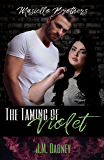 The Taming of Violet: BBW Romance (Masiello Brothers Book 1)