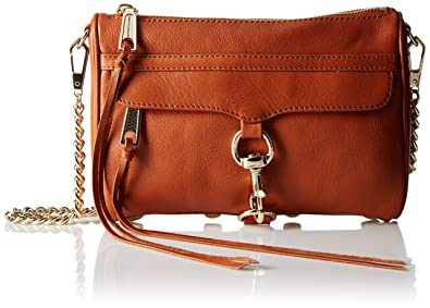 Rebecca Minkoff Mini Mac, Almond  Handbags  Amazon.com 97ff233165