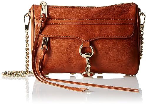 be58d3b00e8 Rebecca Minkoff Mini MAC Convertible Cross-Body Handbag