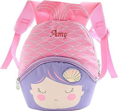 Personalized Toddler Backpack Children Backpack Boy Backpack Toddler Backpack Preschool Backpack Girl Backpack