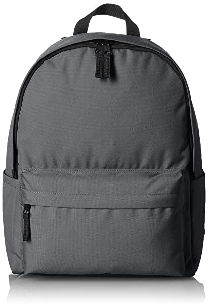 4d76dba2f25 Amazon.com  AmazonBasics Classic Backpack - Grey  Computers   Accessories