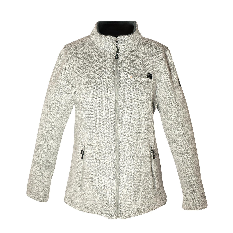 Beige XL DEPROC-Active Veste chandail blancford en Polaire pour