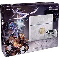 Consola PlayStation 4, 500GB, blanco + Destiny: The Taken King - Bundle Edition