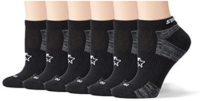 Review Starter Women's 6-Pack Athletic