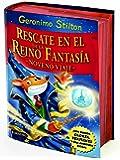 El gran libro del Reino de la Fantasía: ¡Descubre el