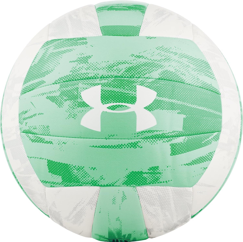Under Armour 295 Sand/ビーチバレーボール ホワイト/グリーン