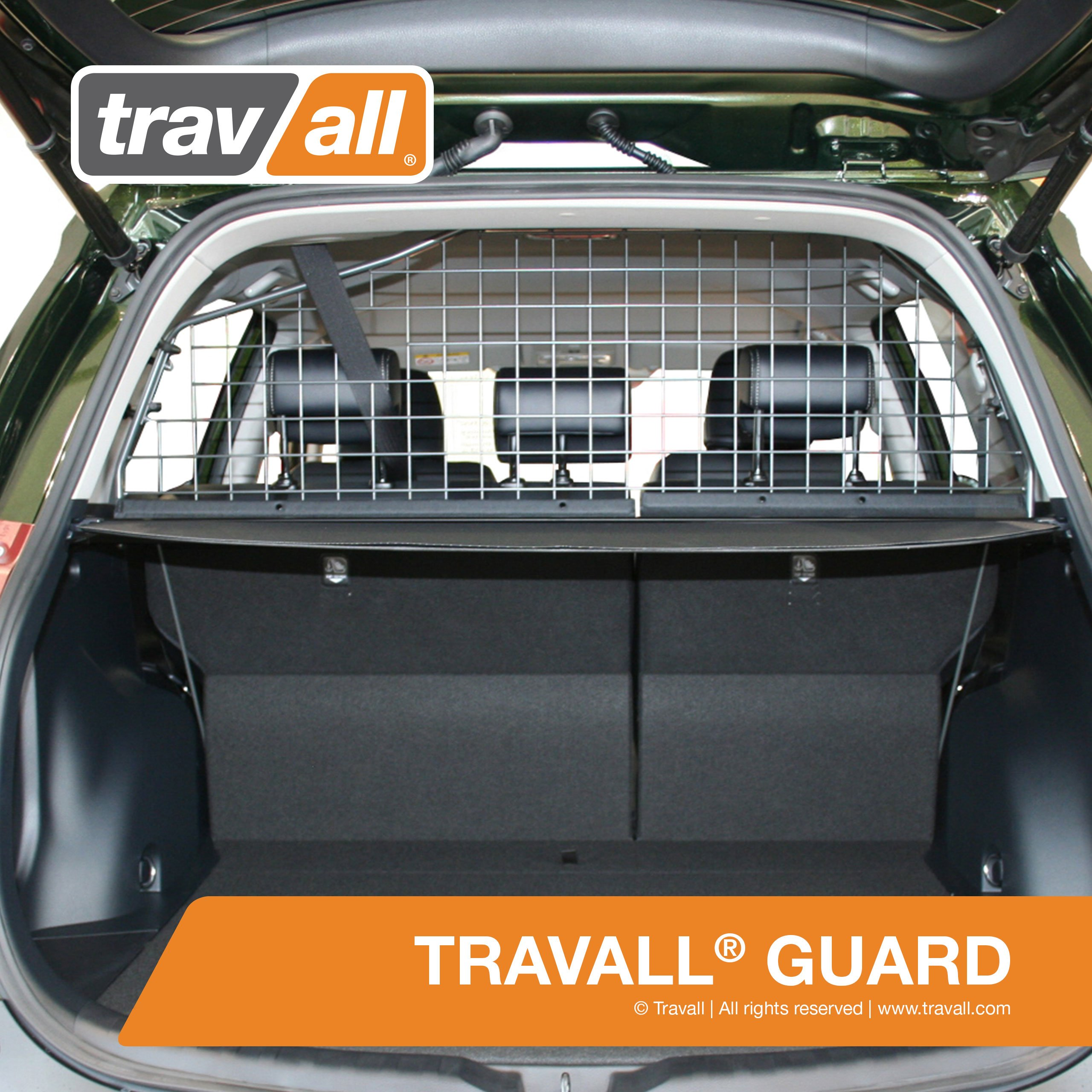 TOYOTA RAV4 5 Door Pet Barrier (2013-2015) - Original Travall Guard TDG1417