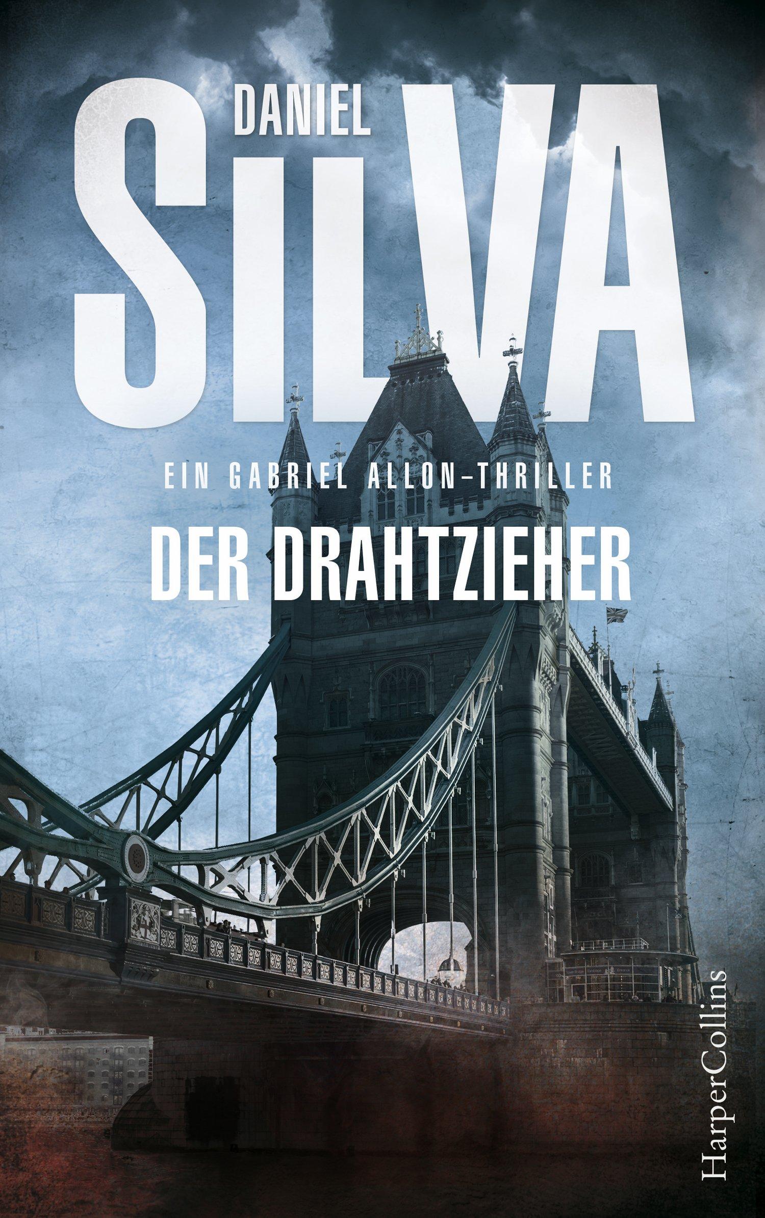 Der Drahtzieher: Ein Gabriel Allon-Thriller: Amazon.de: Daniel Silva ...