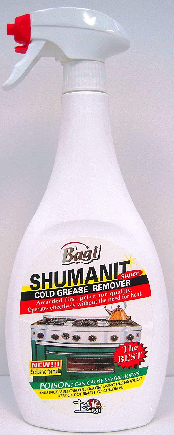 SHUMANITCold Grease Remover 26.4 Fl Oz.