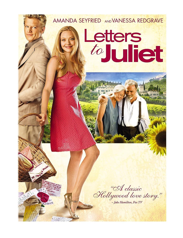 Letters to Juliet [Reino Unido] [DVD]