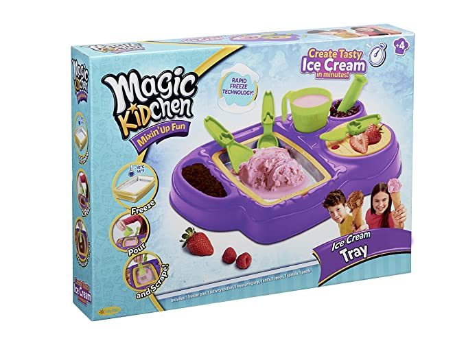 Amazon Little Kids Magic Kidchen Make Your Own Ice Cream With
