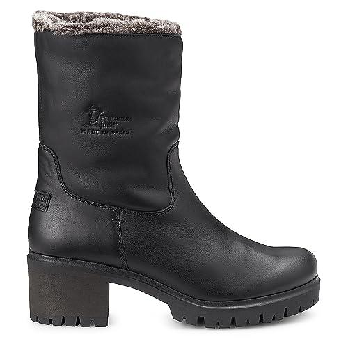 096b6484 Botas de Mujer PANAMA JACK PIOLA B25 Nobuck Marron: Panama Jack: Amazon.es:  Zapatos y complementos