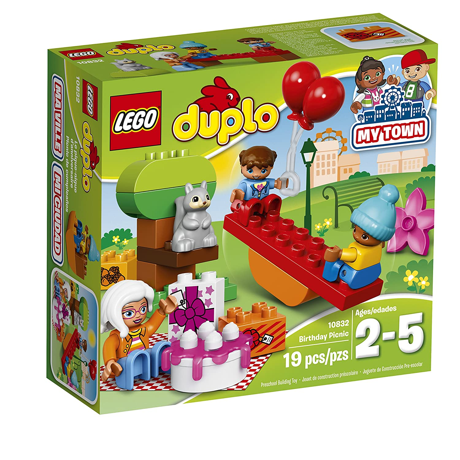 LEGO Duplo Birthday Party ONLY...