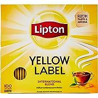 Lipton Yellow Label Tea, (Enveloped) 100 x 2g