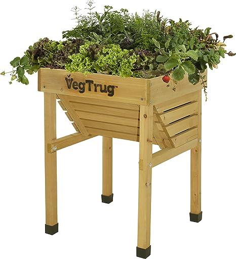 Amazon Com Vegtrug Kids Planter Garden Outdoor