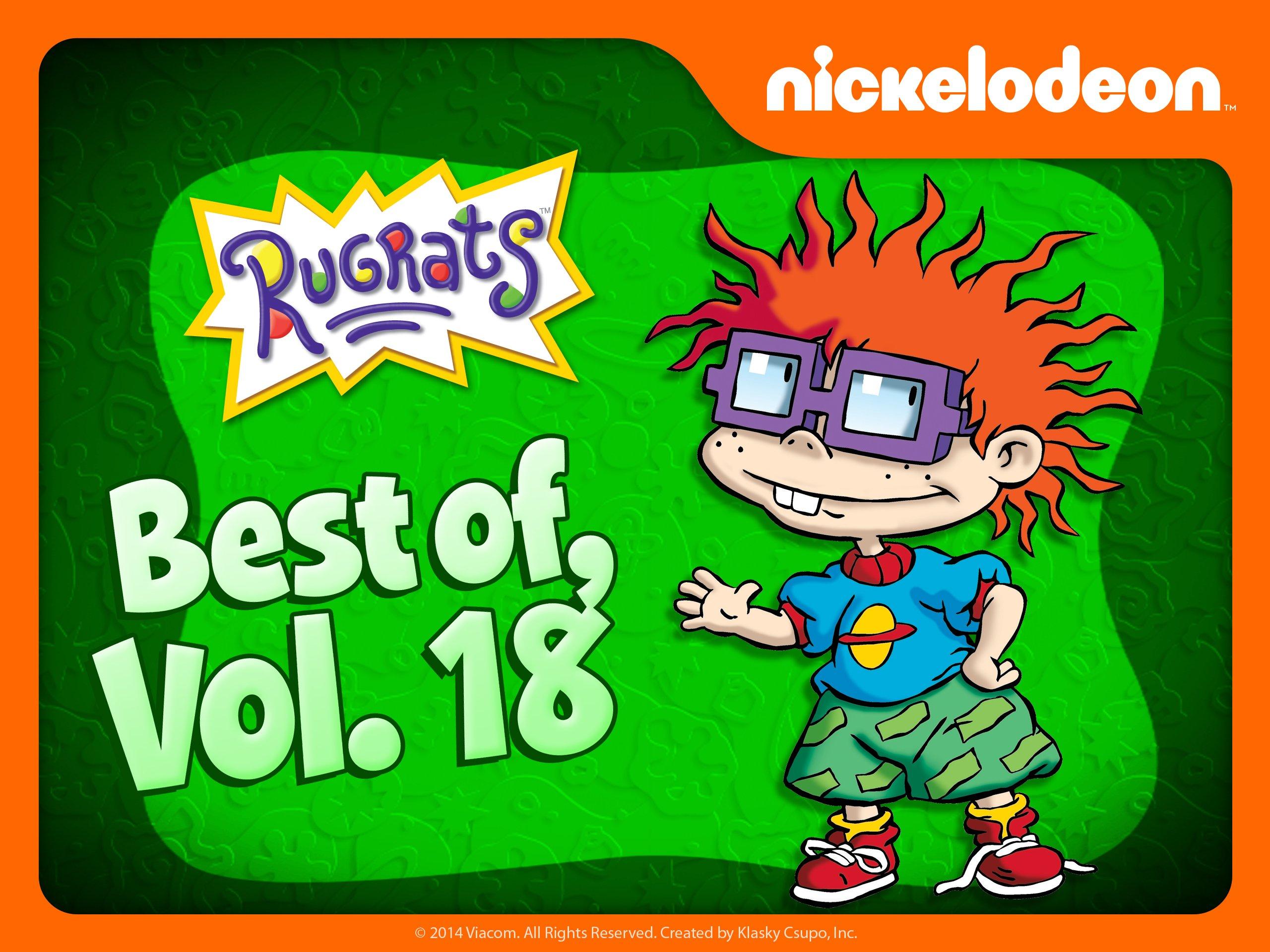 Amazoncom Watch Rugrats Volume 18 Prime Video