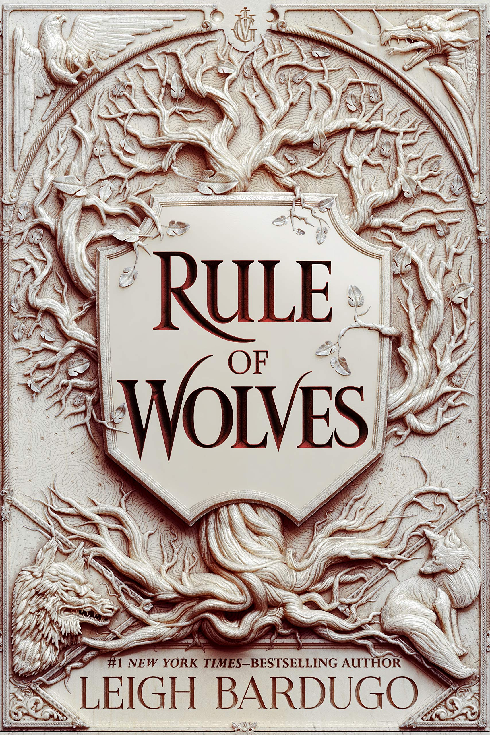 Amazon.com: Rule of Wolves (King of Scars Duology, 2) (9781250142306):  Bardugo, Leigh: Books