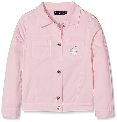 Conguitos HVC60003, Chaqueta Para Niñas, Rosa (pink), 2A (92 cm