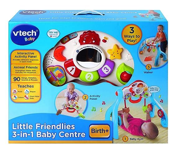 Vtech Little Friendlies - Centro de actividades 3 en 1 ...