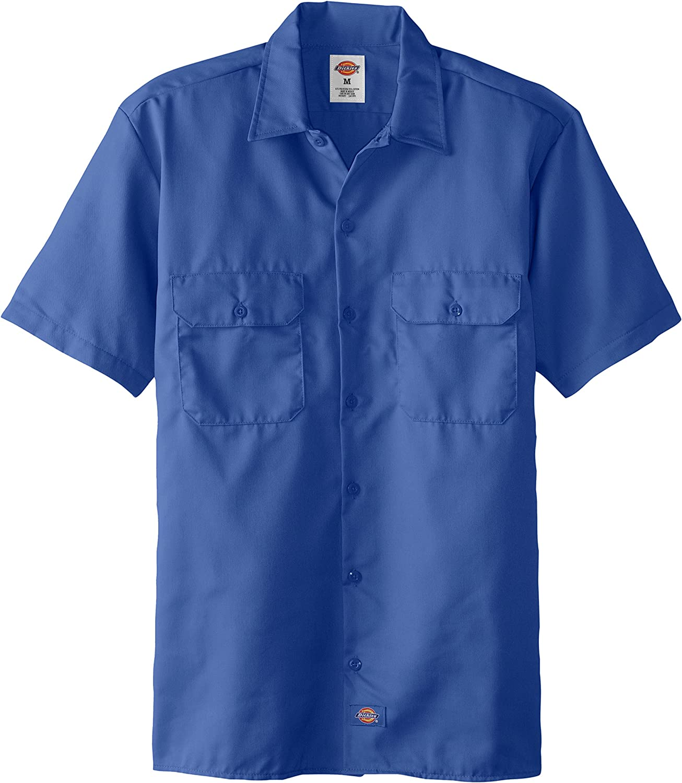 Dickies Hemd Shortsleeved Work Shirt Short Sleeve Donna