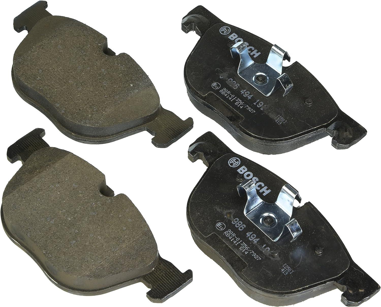 Bosch BE1294 Blue 1294 Disc Brake Pad Set