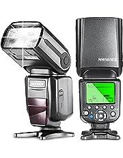 Neewer NW565EX E-TTL Flash Esclavo Speedlite para Canon 7D Mark II, 5D Mark II III, IV, 1300D, 1200D, 1100D, 750D, 700D, 650D, 600D, 550D, 500D, 100D, 80D, 70D, 60D y otros Canon DSLR Cámaras