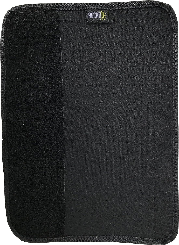 bleu//noir Heckbo ceinture protection si/ège auto ceinture /épauli/ère si/ège auto de ceinture d/'/épaule tampons pour enfants et adultes