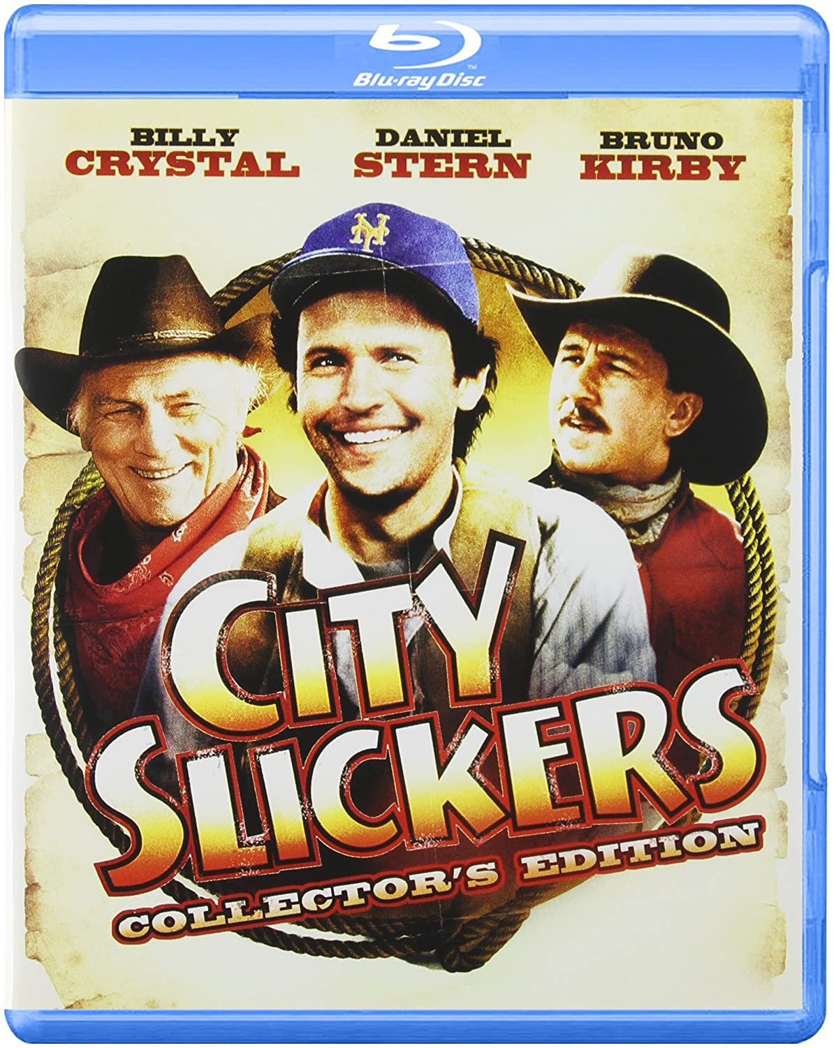 Amazon Com City Slickers Collector S Edition Blu Ray Crystal Stern Kirby Palance Movies Tv