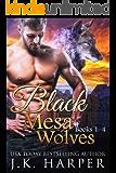 Black Mesa Wolves Books 1-4