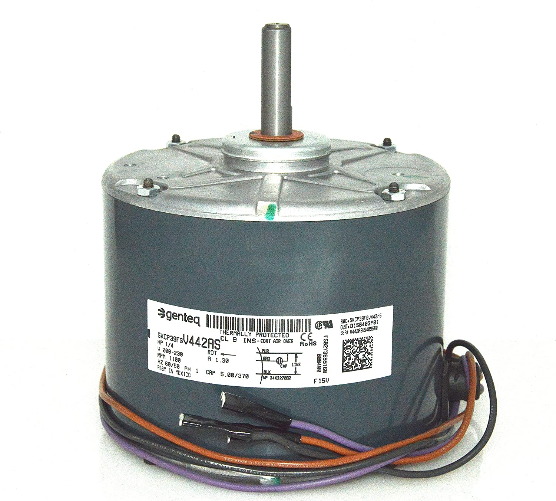 MOT11051 - OEM Trane American Standard Condenser FAN MOTOR 1/4 HP 200-230v by Trane