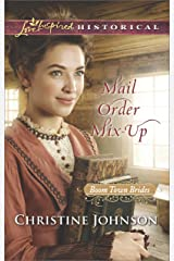 Mail Order Mix-Up (Boom Town Brides) Kindle Edition