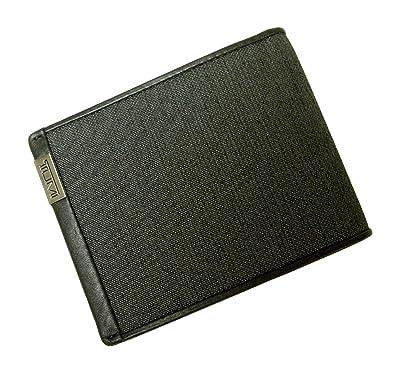 b2d405d77435 [トゥミ] 財布 メンズ ALPHA 二つ折り (ダークグレー)ファブリック 119237ATD TM-324