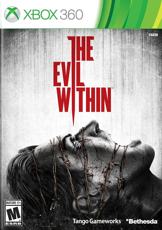 Amazon.com: The Evil Within - Xbox 360: Bethesda Softworks Inc ...
