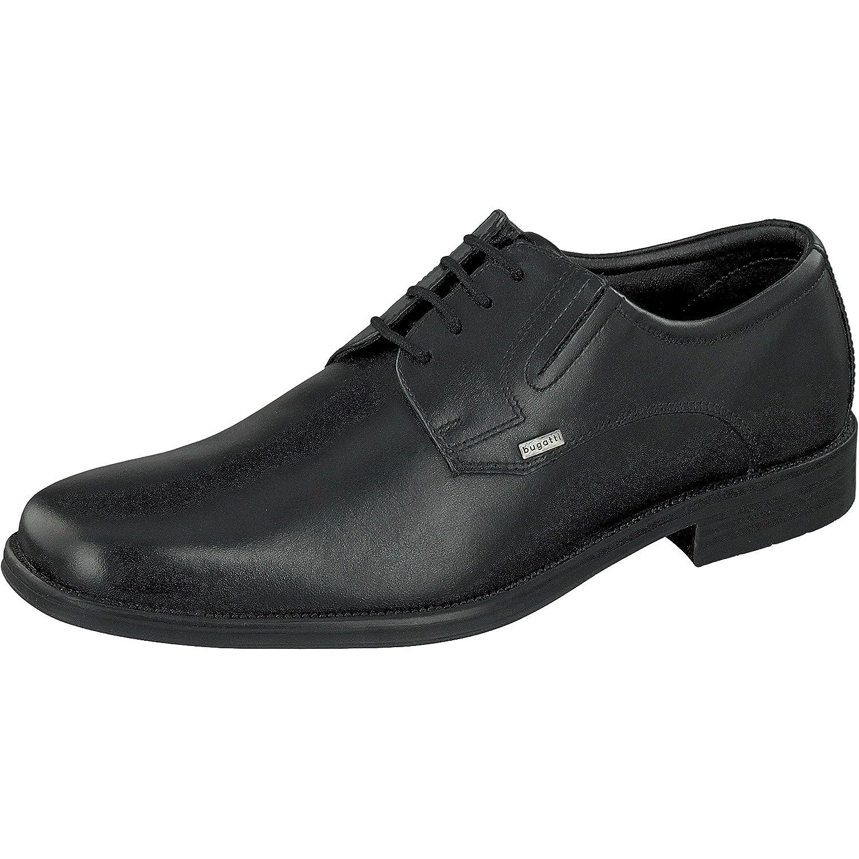 sneakers for cheap 2cf0e b8fdc bugatti Herren T55011 Derby, schwarz 100), 44 EU
