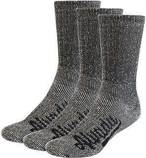 c7f73a0f9e305 AIvada 80% Merino Wool Hiking Socks Thermal Warm Crew Winter Sock for Men &  Women