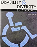 Disability and Diversity: An Introduction