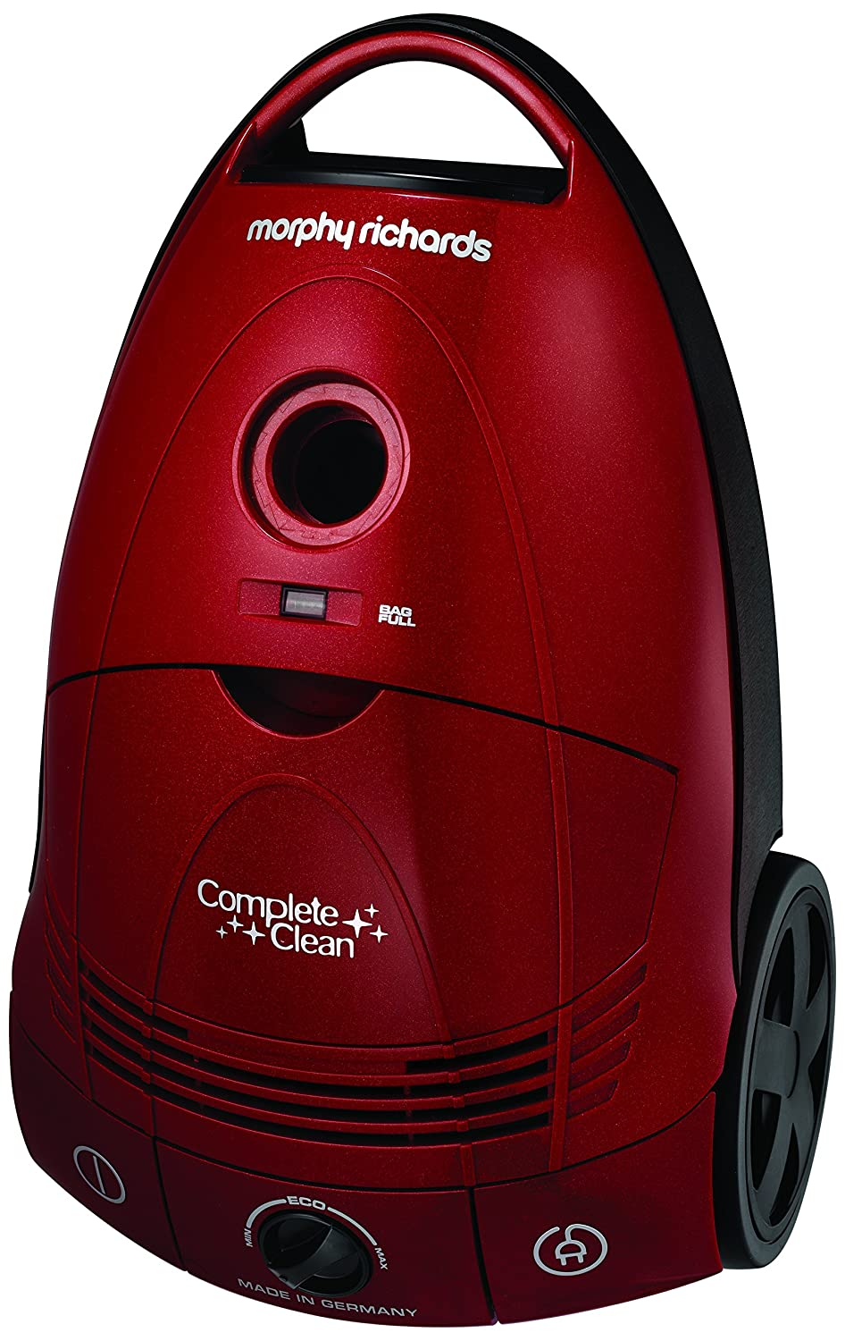 Morphy Richards Bagged Cylinder Vacuum Cleaner 700008 Complete Clean