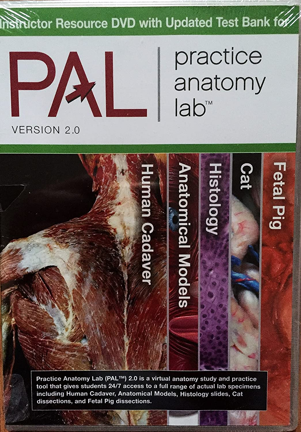 Amazon.com: Practice Anatomy Lab Instructor Resource DVD