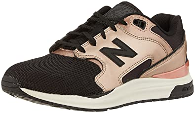 new balance gris et or rose