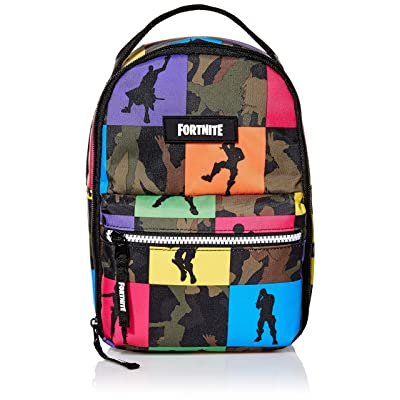FORTNITE Kids' Big Multiplier Lunch Kit, Camo, One Size: Clothing